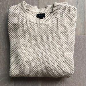 Jcrew Men's Oatmeal Sweater